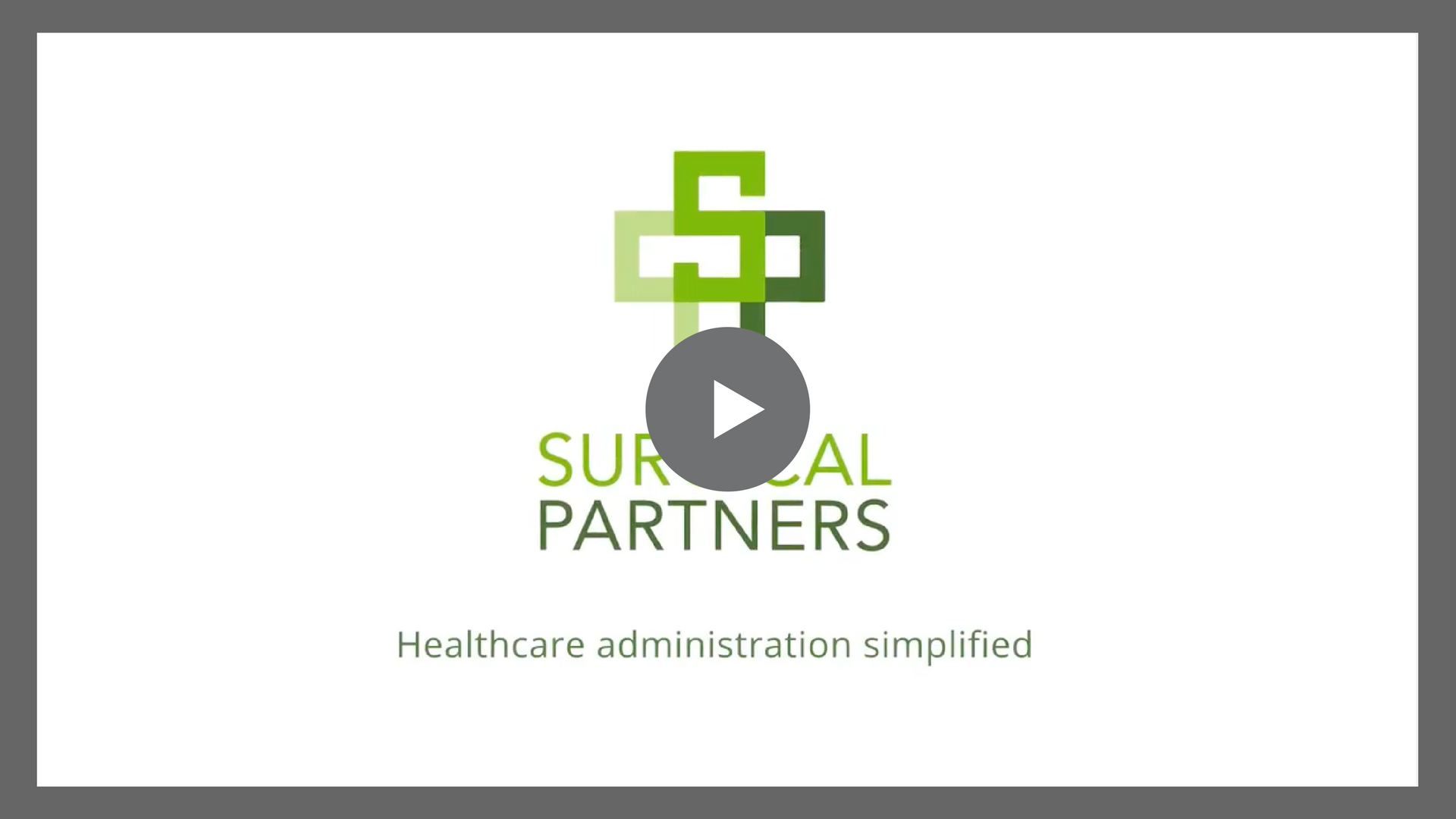 CTA Surgical Partners VIdeo